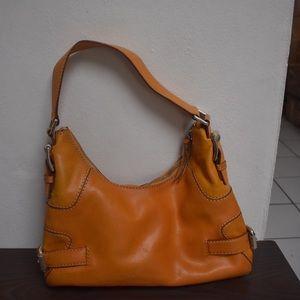 MK Yellow Mustard Bag